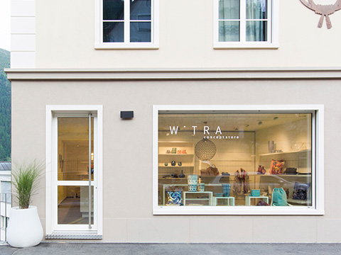 WITRA concept store